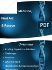 Emergency Medicine, First Aid & Rescue