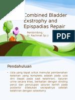 Combined Bladder Exstrophy and Epispadias