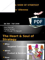 Dynamic View of Strategy 03
