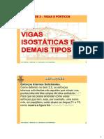 05 - Mecanica Das Estruturas - Vigas Isostáticas e Demais Tipos
