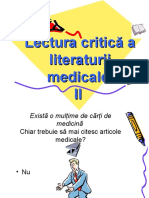Lectura Critica II