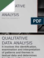 Quali Data Analysis
