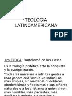 TEOLOGIA LATINOAMERICANA