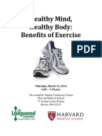 Harvard Medical School - Benefits Execise