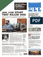 Asbury Park Press, Saturday, Feb. 18, 2017