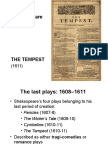 The Tempest 2016