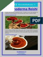 La Ganoderma Reishi