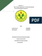 Perbandingan Strategi PT Ultrajaya Milk Indutry Tbk & PT Frisian Flag Indonesia