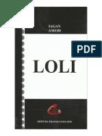 Loli, autor Iagan Ameih