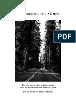L'Autoroute Des Larmes_par Thomas Munier