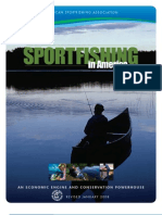 Sport Fishing in America