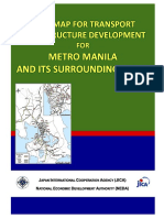 1. Roadmap for Transport Infrastructure Devt. for Mmla & Its Surrounding Areas