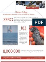 The Realities of Offshore Drilling The Aftermath of Hurricanes Katrina and Rita