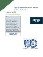 Propuestas Para Centro Social Calasanz