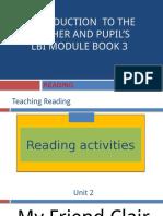 Teaching Reading Book 3