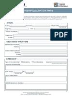 Evaluation Stage Organisme Accueil Version Anglais PDF Dynamique Juin 2016