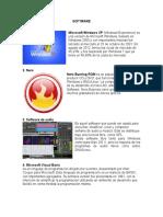 Software y Su Definicion
