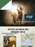 Historia Inca