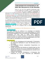 résumé  Cours EVALUATION  =UTF-8bR (1)
