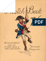 Sketch Book 76.the American Soldier 1775-1781