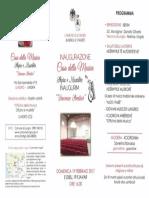 Invito Inaugurazione Casa Della Musica