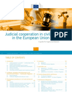 Civil Justice Guide EU En
