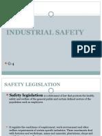 Safety Legislation