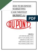 Dupont Writeup