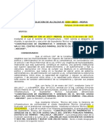 2.- Res. Aprobacion Exp. Tecnico Pav. Cedro Valle - Copia
