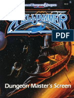 DM Screen spelljammer