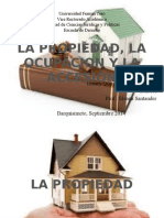 La Propiedad - derecho civil