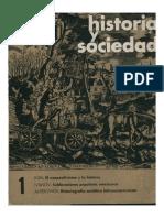 Historia y Sociedad 1