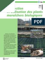 1072 Plant Maraichers Production