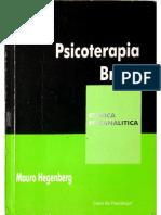 Psicoterapia Breve - Hegenberg