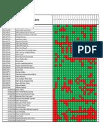 Formato de Lista de Asistencia Estudiantes