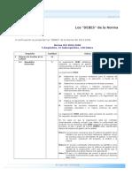 debes de la ISO 9001