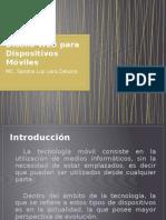Unidad 1 Desarrollo WEB Para Dispositivos Móviles