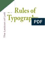typesetting 3