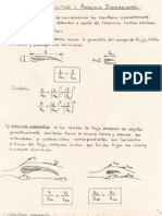 Mecanica de Fluidos I. Similitud y Analisis Dimensional