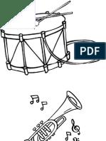 musical instruments presentation