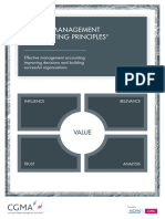 Global Management Accounting Principles