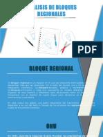 Análisis de Bloques Regionales En ECUADOR (2)