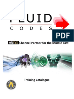 Fluid Codes Training Catalogue