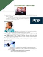 Programa Infección Respiratoria Aguda