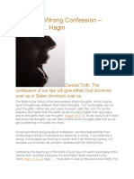 Right and Wrong Confession hagin.docx