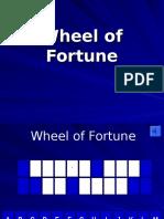 Wheel of HhFortune