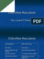 DISTROFIAS MACULARES 2
