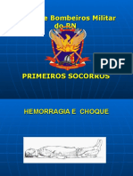PRIMEIROS SOCORROS REVISADO