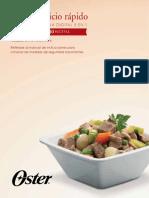 Manual Sistema Cocina 5en1