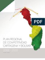 Plan Regional de Competitividad Cartagena y Bolivar 2008 2032